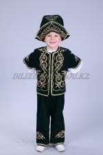 Казахский национальный костюм для мальчика