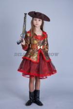 5111. Пиратка с пистолетом