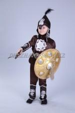 Казахский костюм батыра