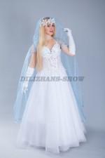 5274. Снежинка в бальном платье(1)