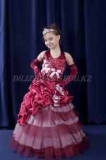 0369. Бальное платье Капризная принцесса
