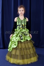 Бальное платье Капризная принцесса