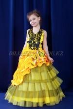 0365. Бальное платье Капризная принцесса