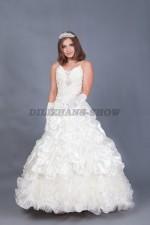 5663. Платье для венского бала