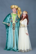 5873. Парные костюмы в восточном стиле