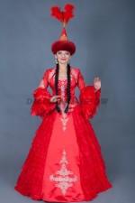 5885. Платье на Кыз Узату