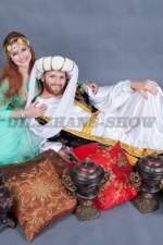 5924. Шейх и восточная принцесса
