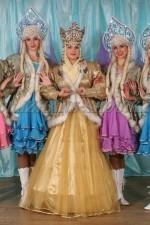 2672. парад Снегурочек