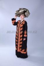 2210. Африканский национальный костюм женский
