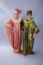 2215. Африканские национальные костюмы женские
