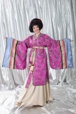 2274. Японское кимоно
