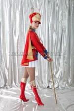 1217. Гусарский женский костюм