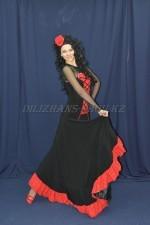 2294. Испанский костюм женский
