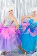 1238. Принцессы в юбках шопенках