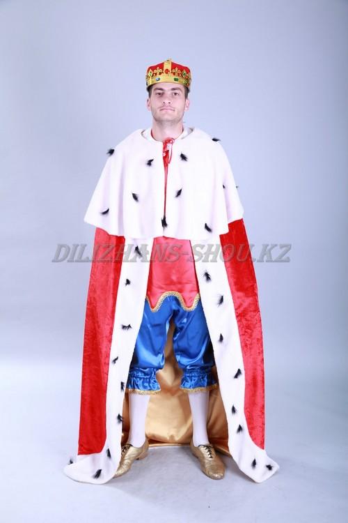 Как сделать костюм для царя 233
