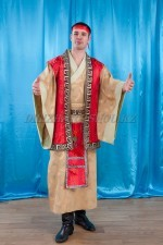 2186. Китайский национальный костюм мужской