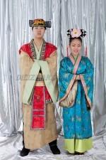 2141 корейские национальные костюмы