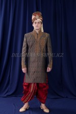 2265. Индийский национальный костюм мужской