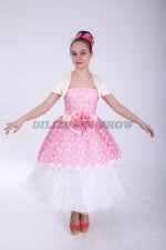33550. Бальное платье средней длины