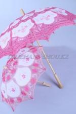 1864 кружевной зонт
