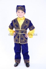 0009. Казахский костюм