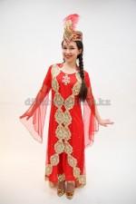 Уйгурский национальный костюм