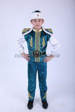 Казахский костюм. Джигит