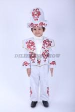 Казахский национальный костюм для мальчика. Хан