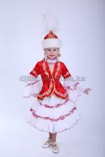 0079. Казахские камзол и платье для малышей