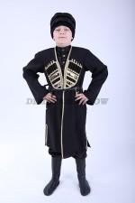 Кавказский танцевальный костюм для лезгинки