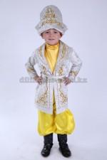 Казахский чапан для мальчика