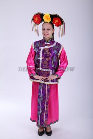 Китай. Япония. Вьетнам. Детские национальные костюмы.