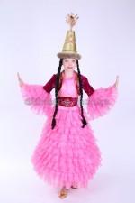 Казахский костюм с балеро
