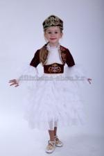 0060. Казахский костюм с балеро