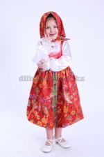 Русский народный костюм для девочки