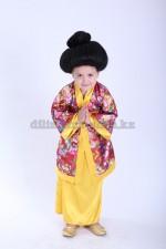 Японский костюм для девочки. Кимоно