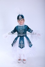 """0046. Казахский костюм для малышей """"Меруерт"""" (2-3 года)"""