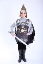 0106. Казахский (Девушка-воин)