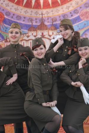 Костюмы и атрибуты на 9 мая / Военная форма для детей и взрослых
