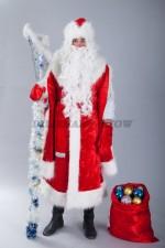 4716. Дед Мороз с двойным рукавом. Подростковый.