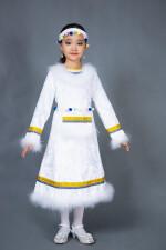 нанайский костюм для девочки