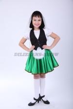 Итальянский национальный костюм для девочки