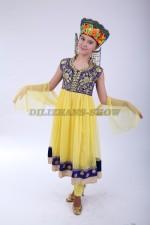 Малазийский народный костюм для девочки