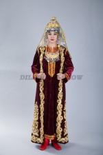 4173. Туркменский национальный женский