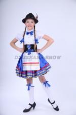 Немецкий национальный для девочки