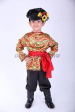 4213. Русский народный костюм для мальчика