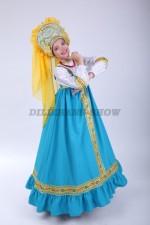 Русский национальный костюм для девочки