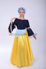 Филиппинский народный костюм для девочки