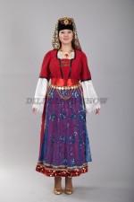4668. Турецкий национальный женский
