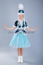 Казахский костюм Акшакар